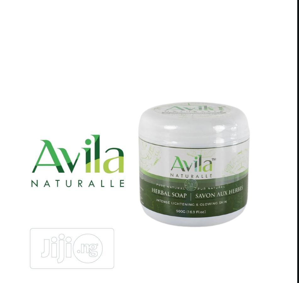 Avila-Intense Lightening Black Soap