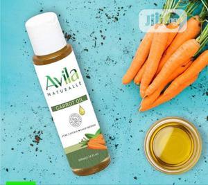 Avila Carrot Oil 100% Organic Cold Pressed   Skin Care for sale in Lagos State, Amuwo-Odofin