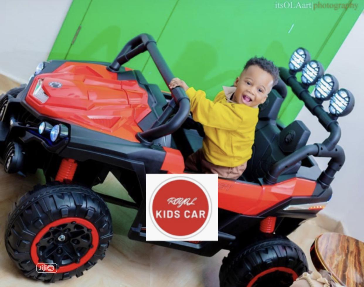 Toy Cars for Big Kids in Abuja