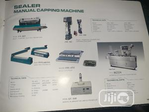 Sealing Machines   Manufacturing Equipment for sale in Lagos State, Ojo