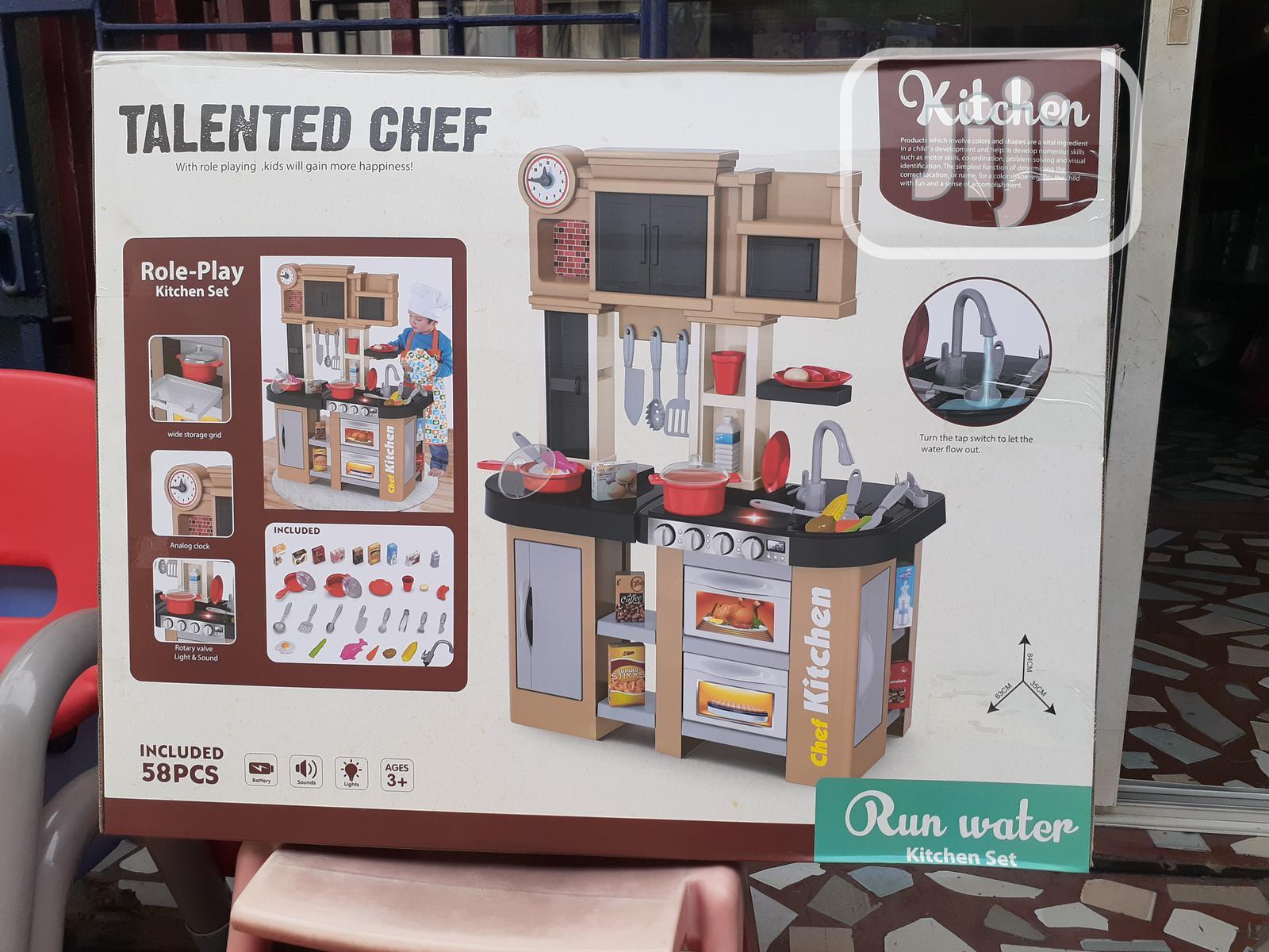 Talented Chef Kitchen Playset In Surulere Toys Dara Udo Jiji Ng