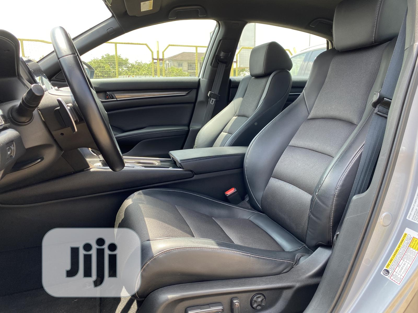 Honda Accord 2018 Sport Silver | Cars for sale in Wuse 2, Abuja (FCT) State, Nigeria