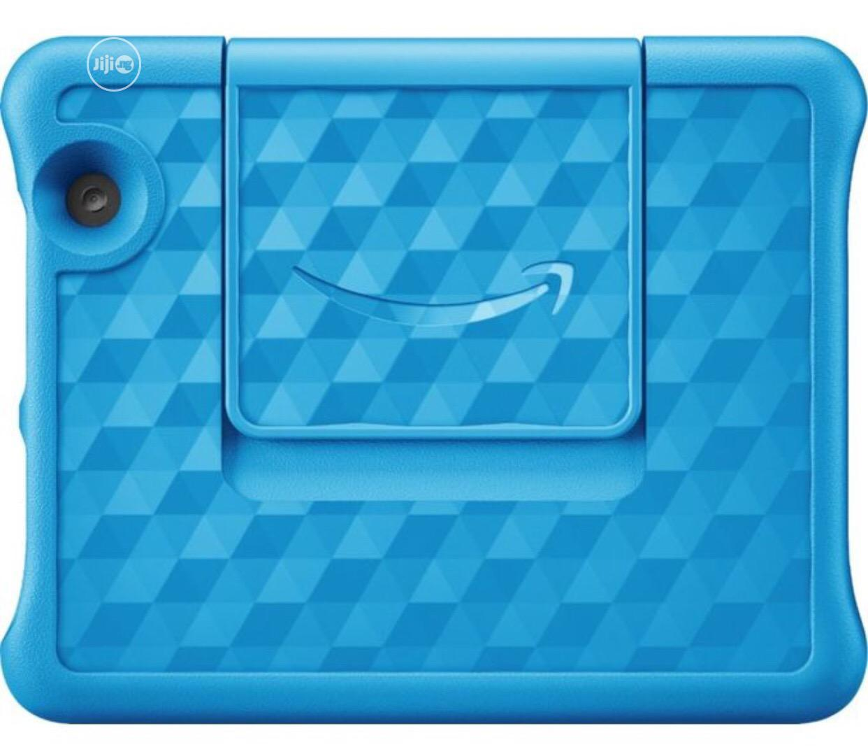New Amazon Fire HD 8 32 GB Blue | Tablets for sale in Ikeja, Lagos State, Nigeria