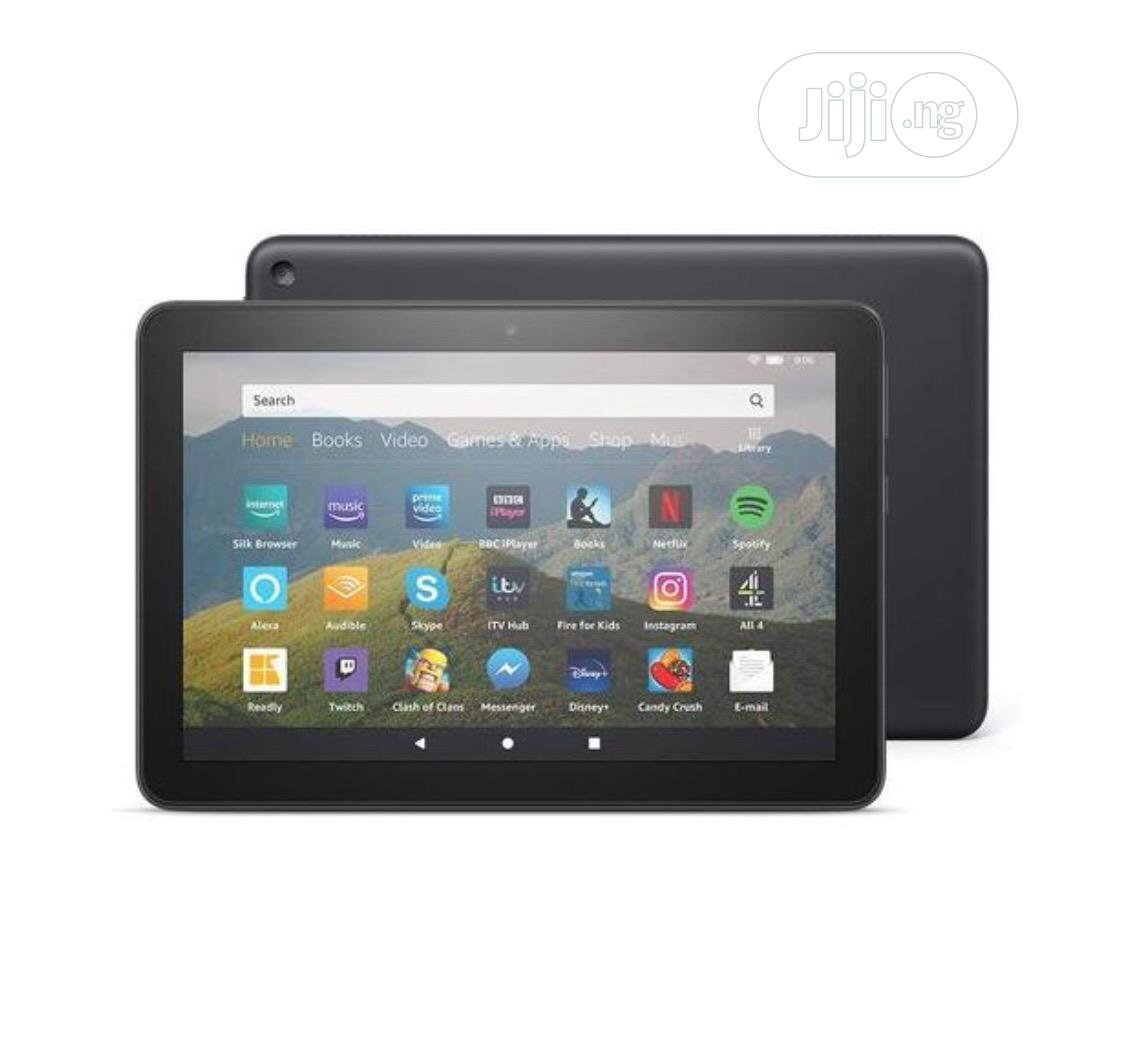 New Fire HD 8 32 GB Black | Tablets for sale in Ikeja, Lagos State, Nigeria