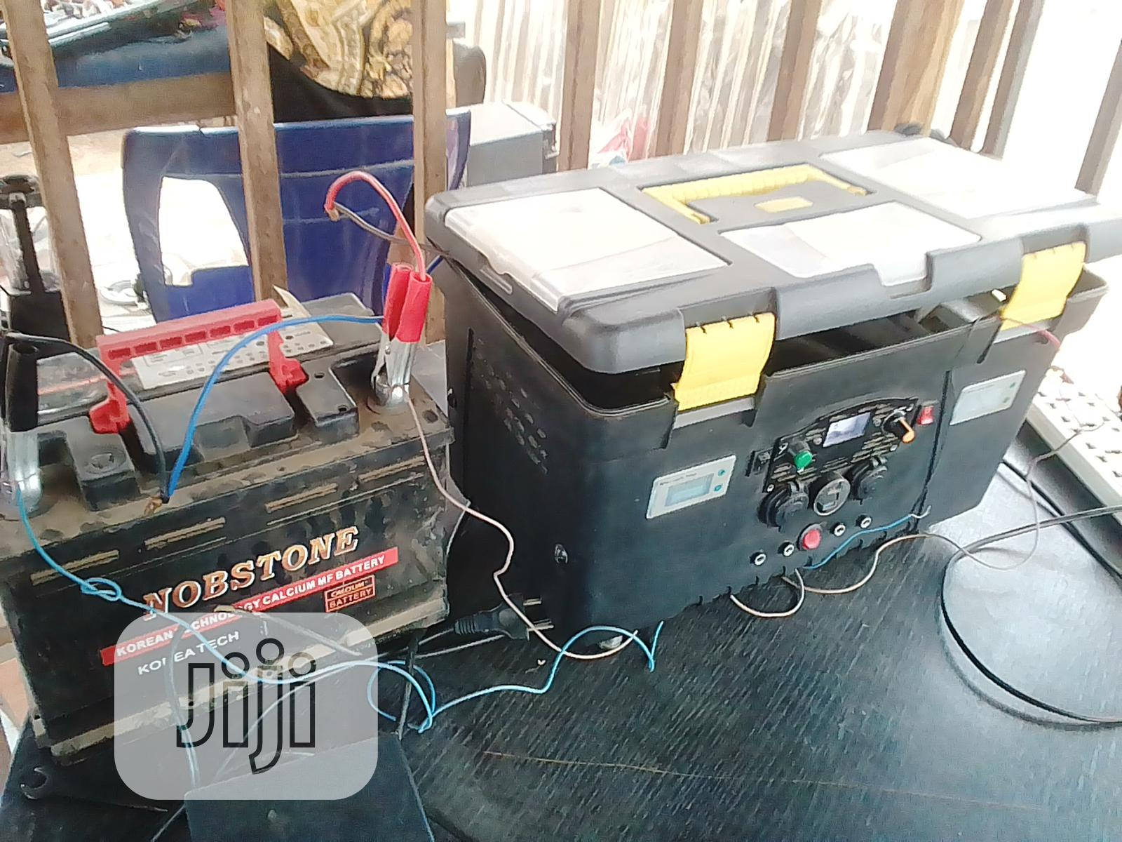 Archive: Car Battery Restorer And Inverter