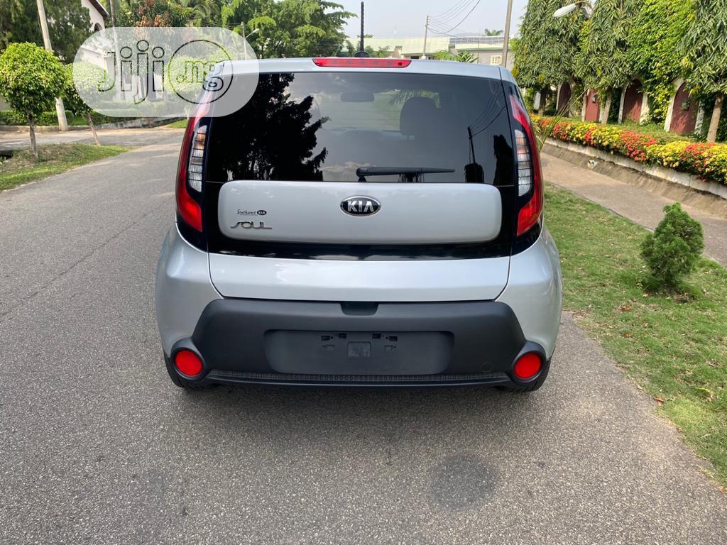 Kia Soul 2015 Silver   Cars for sale in Gwarinpa, Abuja (FCT) State, Nigeria