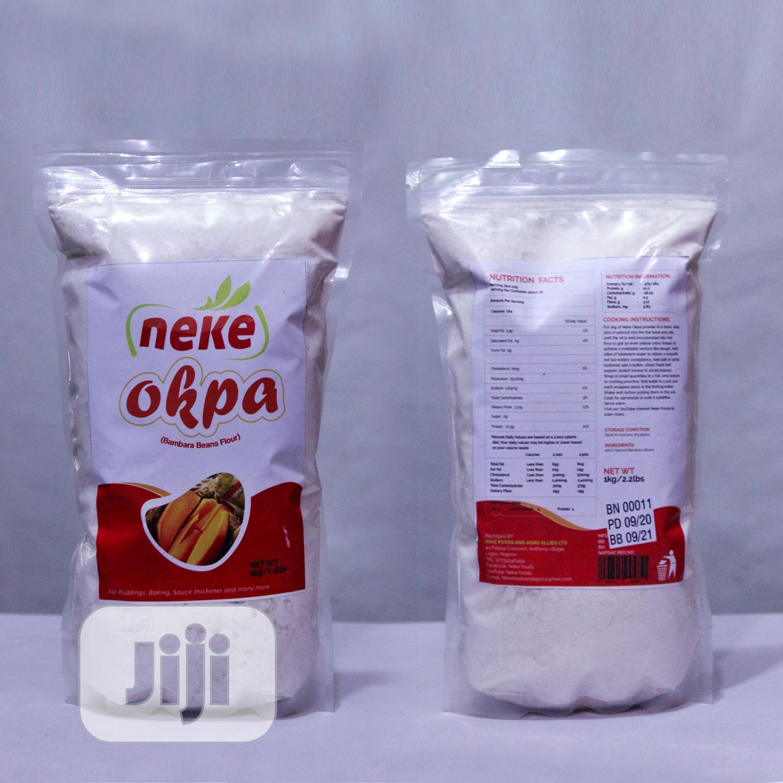 Archive: Neke Okpa Flour