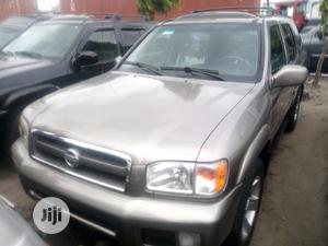 Nissan Pathfinder 2002 LE AWD SUV (3.5L 6cyl 4A) Brown | Cars for sale in Lagos State, Apapa