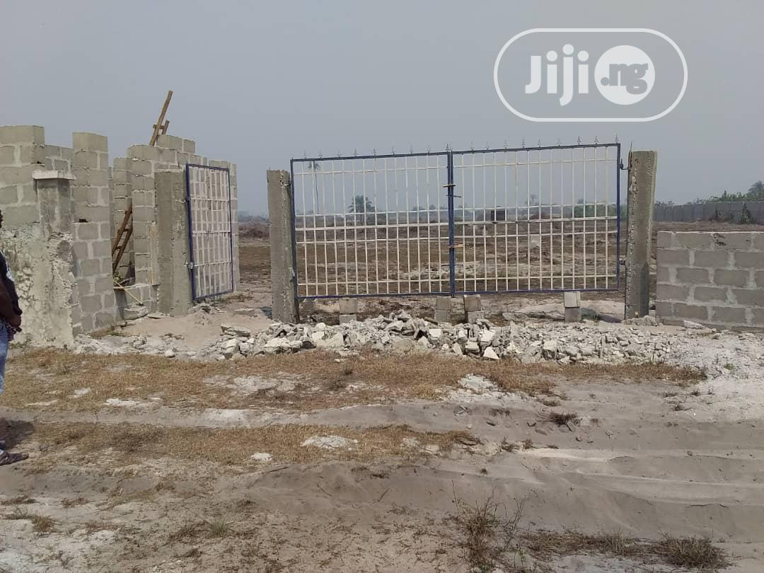 Archive: Eagles Court Commercial & Resdential Plot Along Dangote Jety