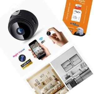 A9 Wifi 1080P Full HD Night Vision Wireless IP Camera,+32 CD | Security & Surveillance for sale in Lagos State, Ikeja