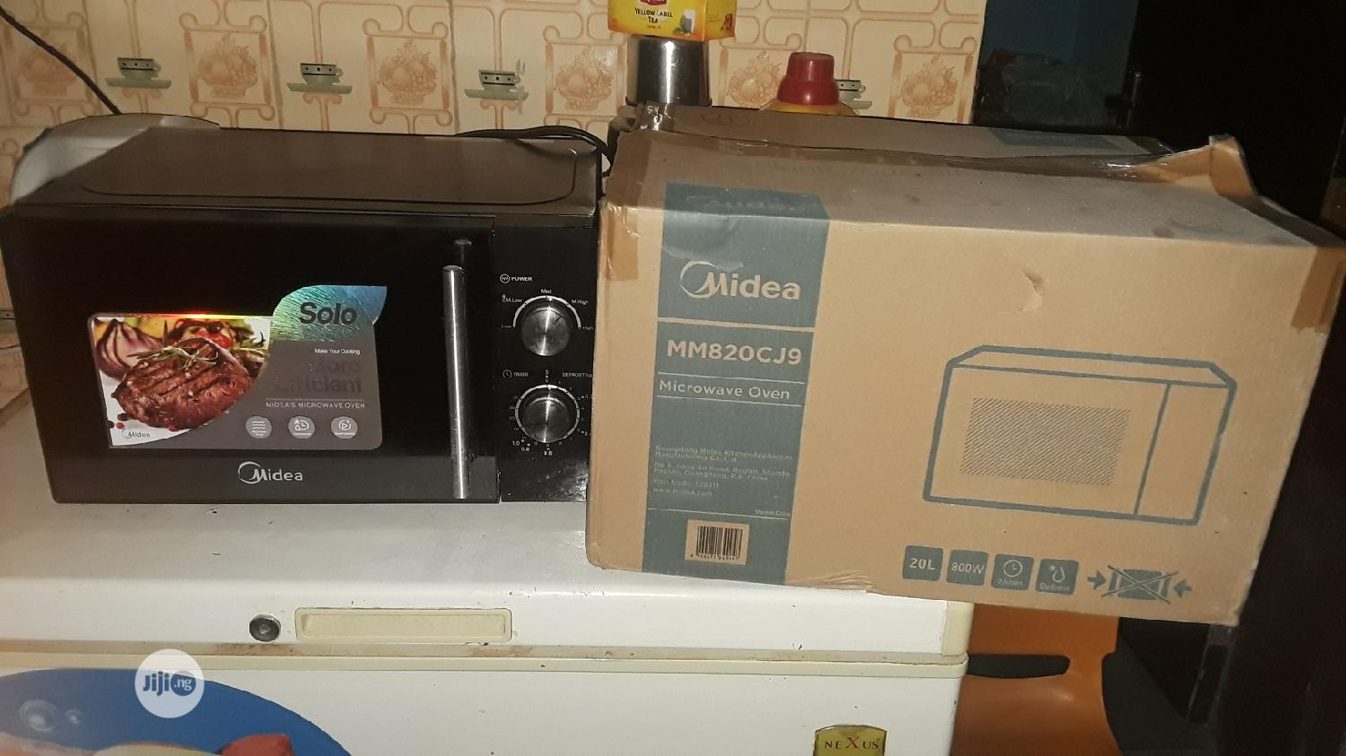 Archive: 20 Lits Midea Microwave Oven