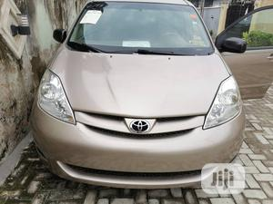 Toyota Sienna 2008 LE Brown | Cars for sale in Lagos State, Alimosho
