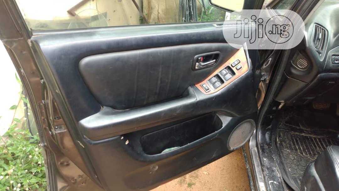 Lexus RX 2001 300 Black