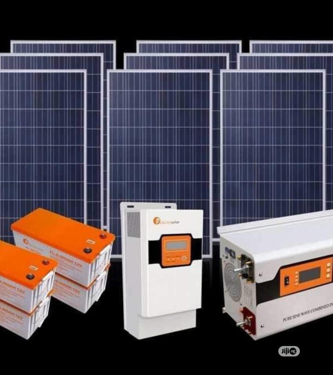 Archive: 5kva Complete Set of Solar System