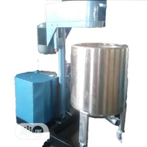 Paint Mixer 1000 Liter Hydraulic | Manufacturing Equipment for sale in Abuja (FCT) State, Jabi