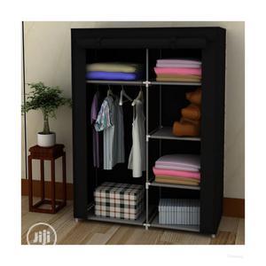 Foldable Storage Wardrobe   Furniture for sale in Lagos State, Ilupeju