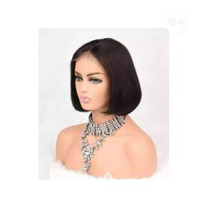 Beautiful Colour and Smooth Bob Closure Wig   Hair Beauty for sale in Lagos State, Ikoyi