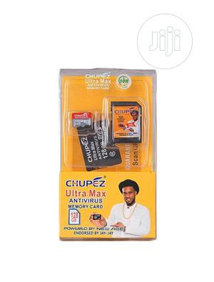 Chupez 128GB Antivirus Memory Card | Accessories for Mobile Phones & Tablets for sale in Lagos State, Isolo
