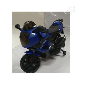 3-4 Yrs Blue and Black Kids Motorcycle (Bikes) -O25   Toys for sale in Lagos State, Alimosho