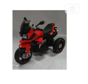 Ride-On Toy Trike Motorcycle – Electric Tricycle (Red) -O25   Toys for sale in Lagos State, Alimosho