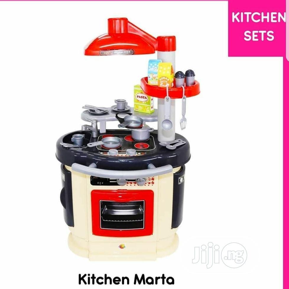 Kitchen Marta Set