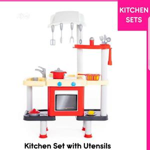 Kitchen Set And Utensils | Toys for sale in Lagos State, Lekki