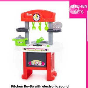 Kitchen Bu Bu With Electronic Sound   Toys for sale in Lagos State, Lekki