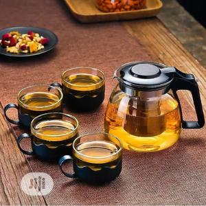 Coffee Pot and Four Cups   Kitchen & Dining for sale in Lagos State, Lagos Island (Eko)