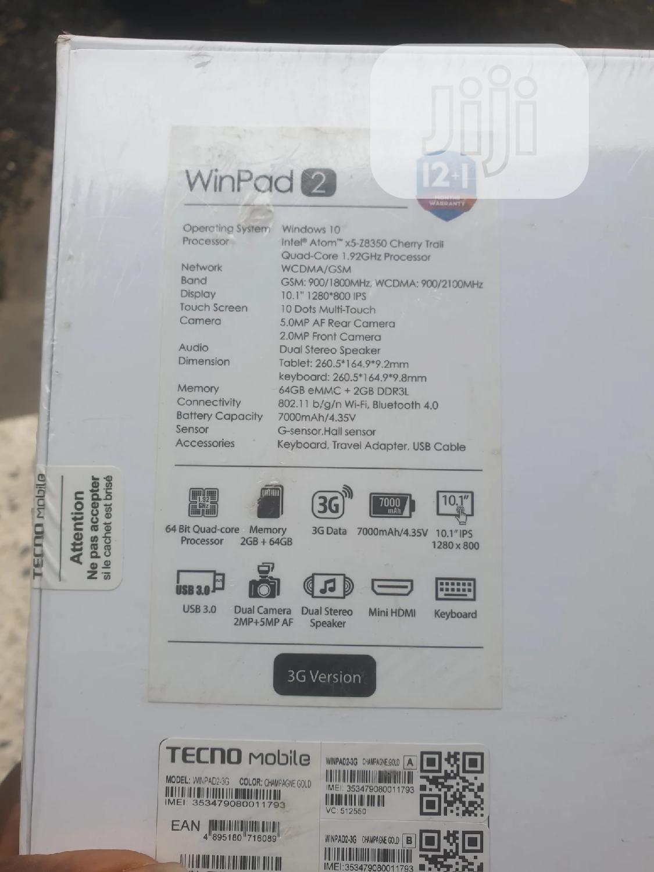 Archive: New Tecno WinPad 2 64 GB