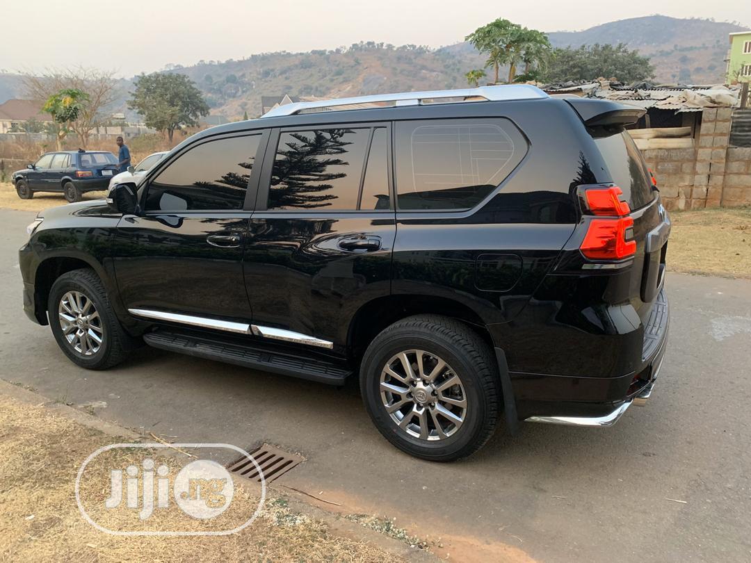 New Toyota Land Cruiser Prado 2019 VXR Black   Cars for sale in Gwarinpa, Abuja (FCT) State, Nigeria