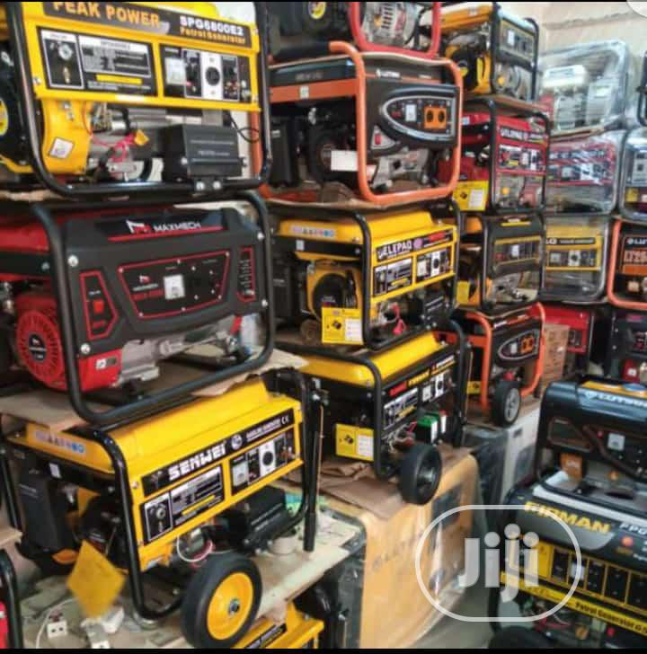 Archive: Dealers In All Kinds Of Generators