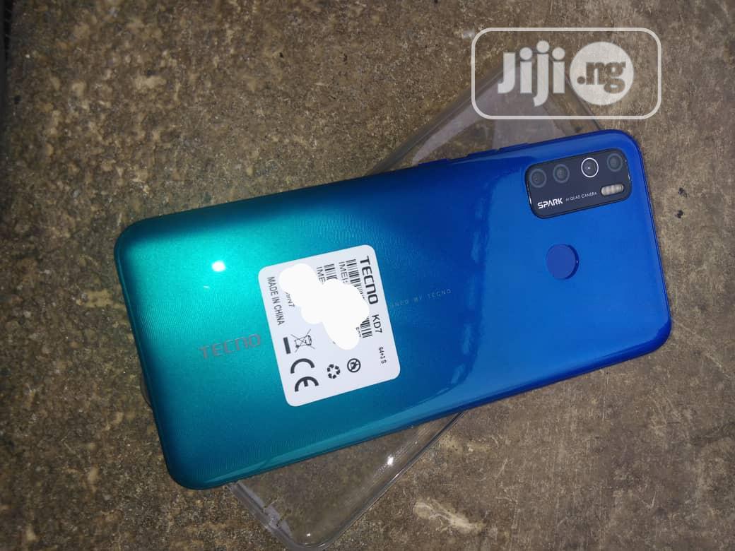 Archive: Tecno Spark 5 Pro 64 GB Blue