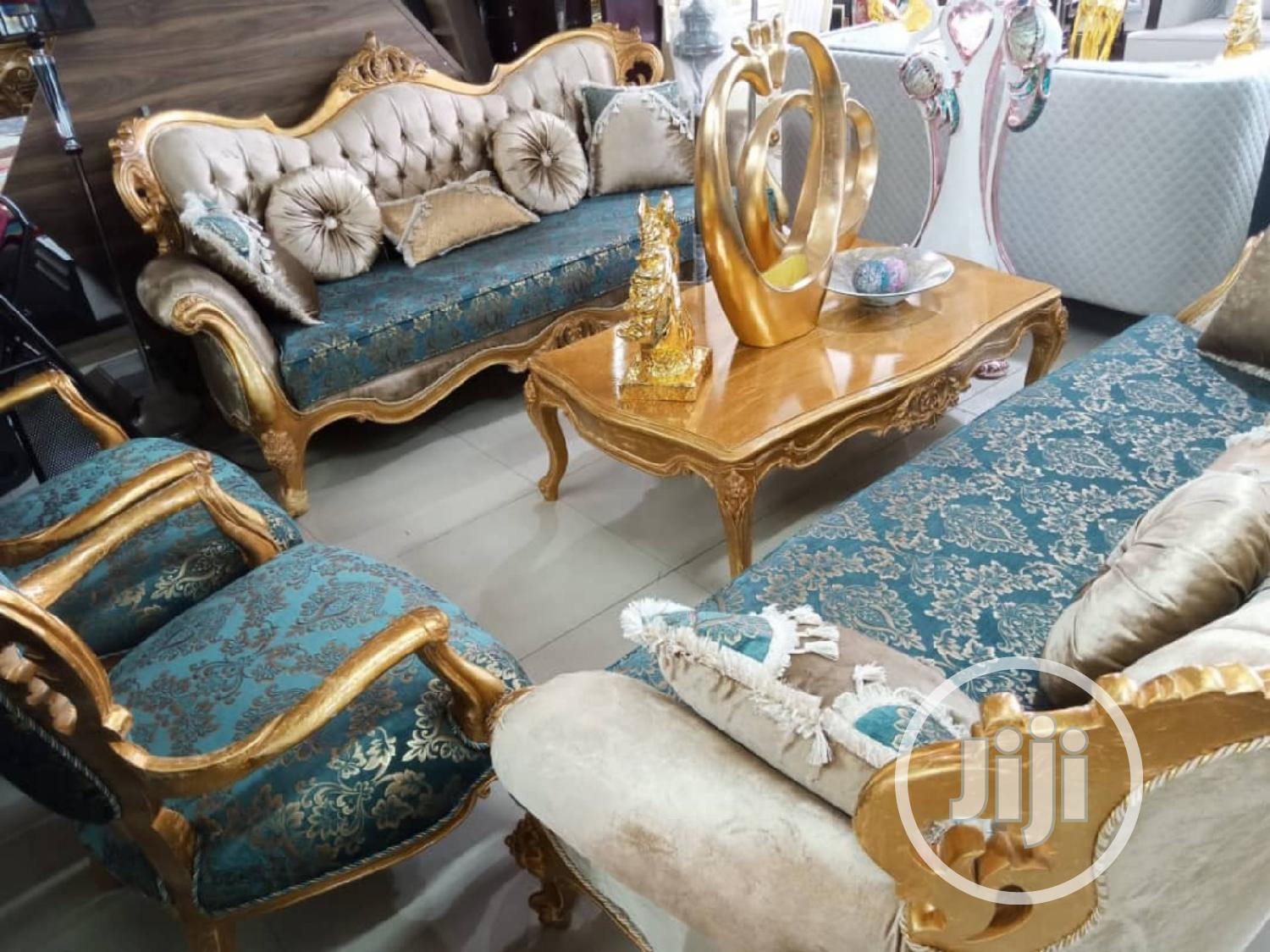 Royal Antique Chair. Set of Sofas
