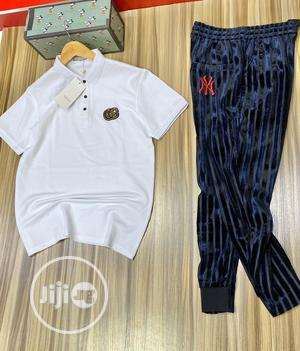 Gucci T-Shirt Trouser   Clothing for sale in Abuja (FCT) State, Gwarinpa