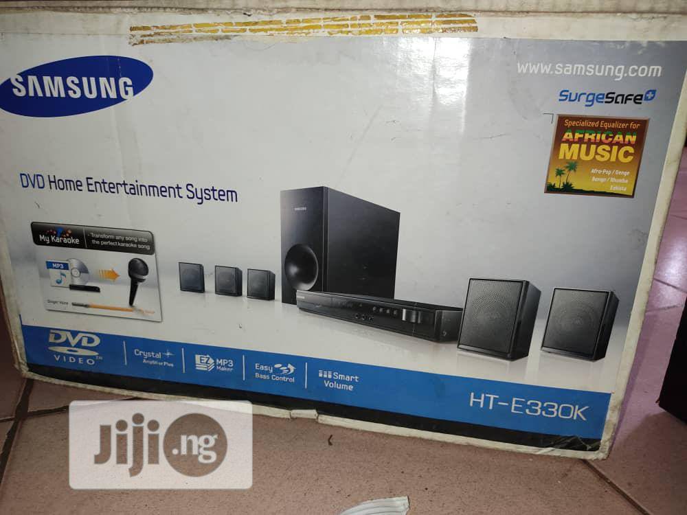 Archive: Samsung DVD Home Entertainment System