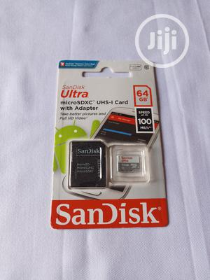 Sandisk Memory Card 64gb | Accessories & Supplies for Electronics for sale in Lagos State, Lagos Island (Eko)