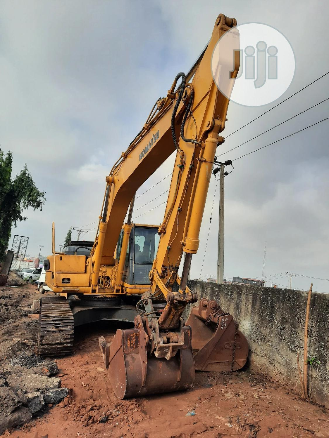 Komatsu Excavator PC210 | Heavy Equipment for sale in Ikeja, Lagos State, Nigeria