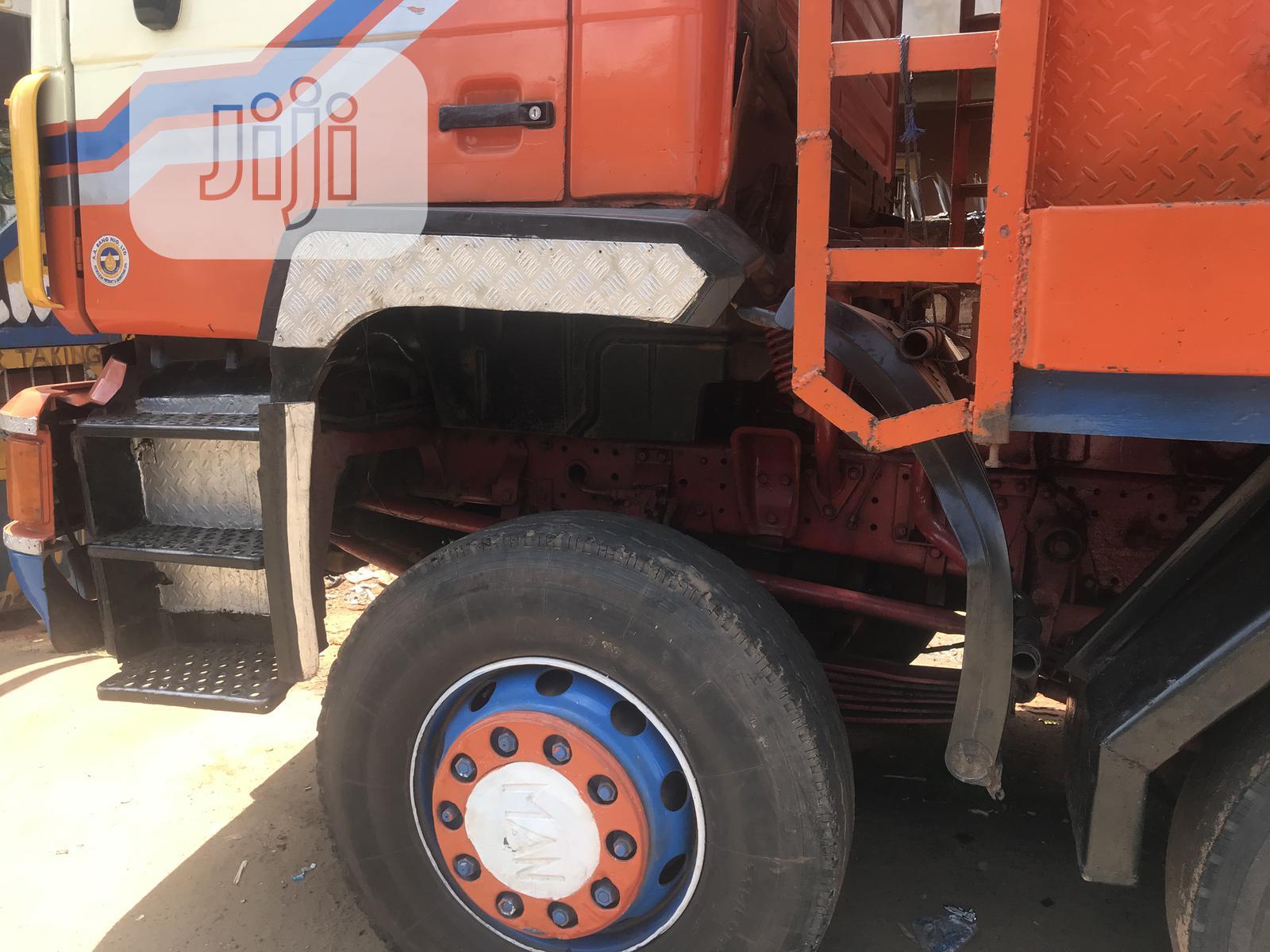 Archive: Man DIESEL Truck