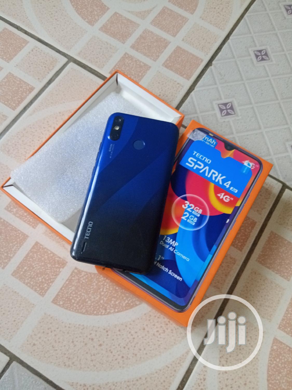 Archive: Tecno Spark 4 Air 32 GB Blue