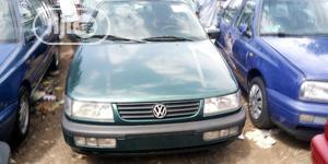 Volkswagen Passat 2000 Variant Green   Cars for sale in Lagos State, Apapa