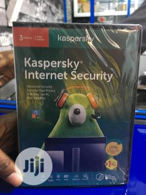 Kaspersky Internet Security 3+1 | Software for sale in Lagos State, Ikeja