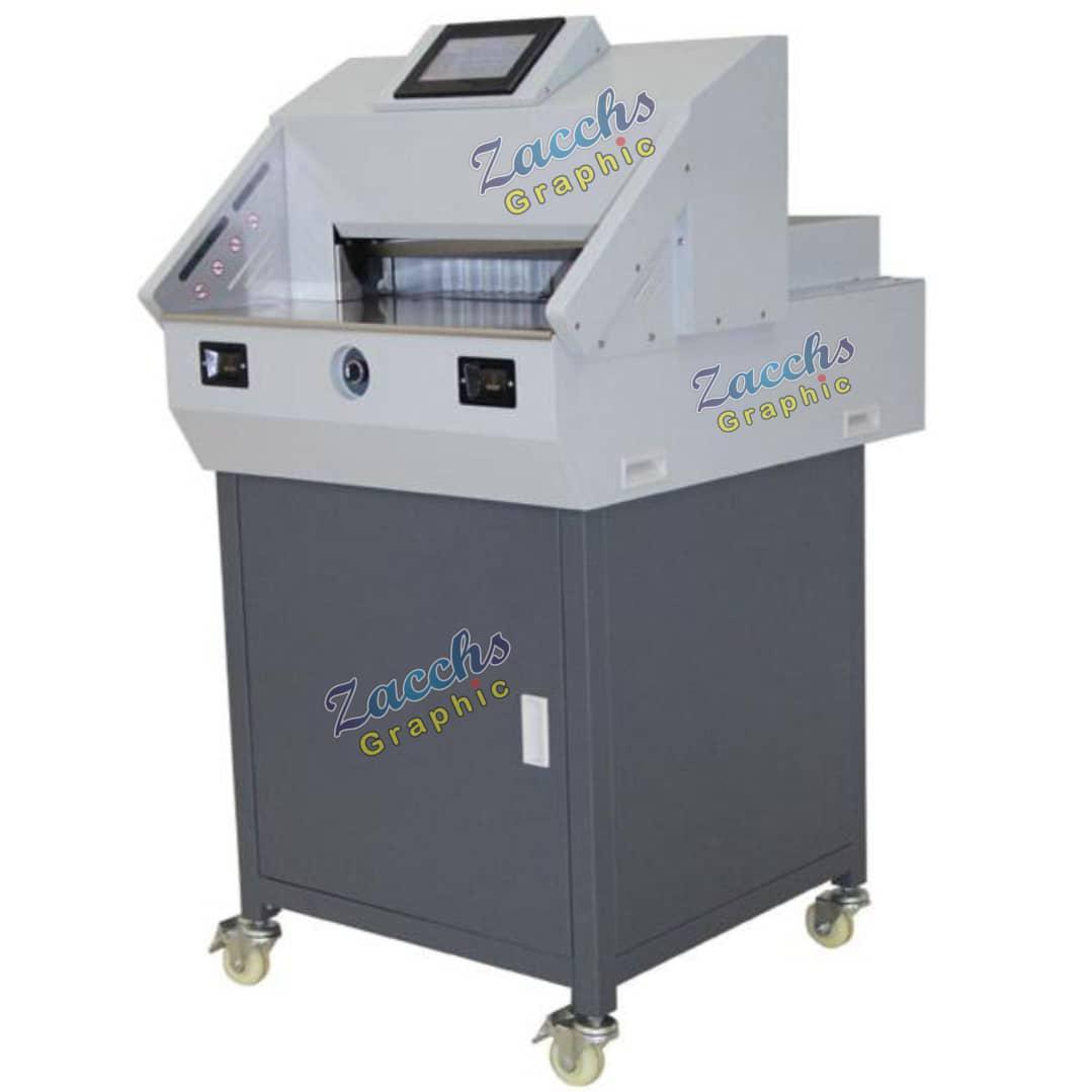 Cutting Machine, Brand New | Printing Equipment for sale in Mushin, Lagos State, Nigeria