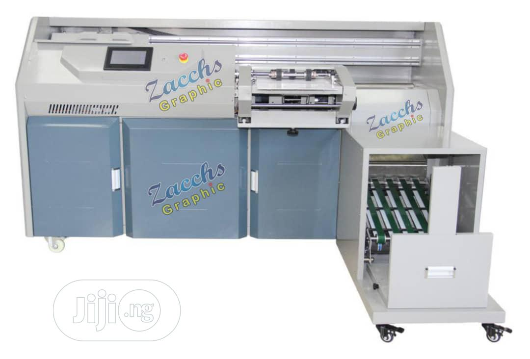 Binding Cover Automatic Feeding And Delivery Collating