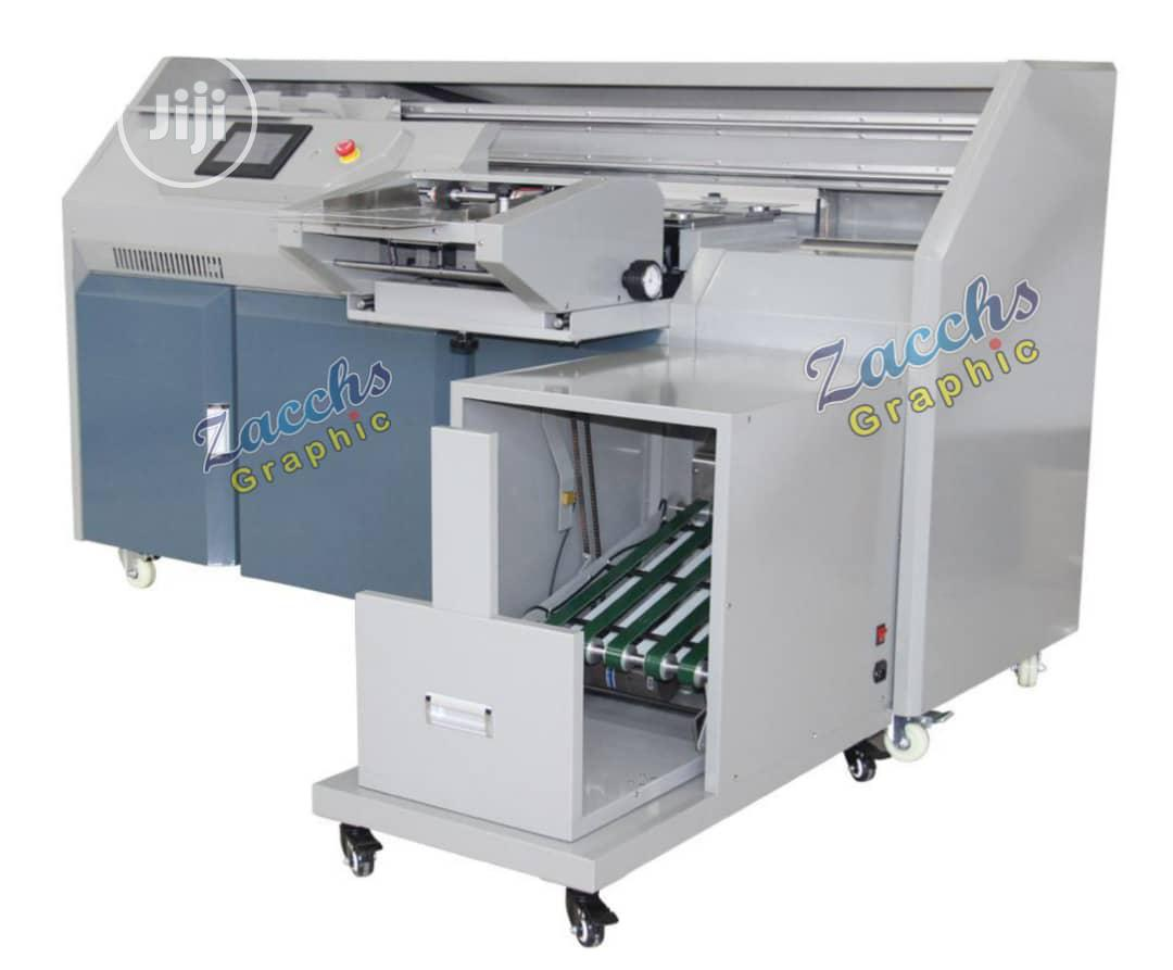 Binding Cover Automatic Feeding And Delivery Collating | Printing Equipment for sale in Mushin, Lagos State, Nigeria