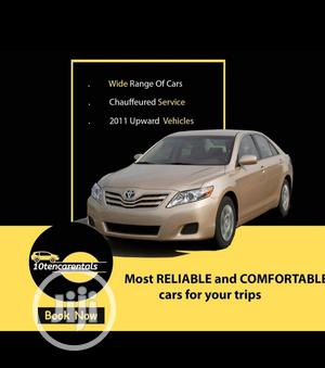 Car Rental Services | Chauffeur & Airport transfer Services for sale in Lagos State, Ikeja