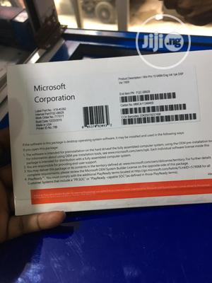 Win10 Pro Original Complete | Software for sale in Lagos State, Ikeja