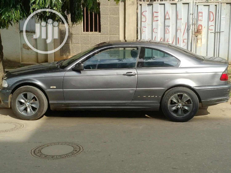 Archive: BMW 320Ci 2002 Gray