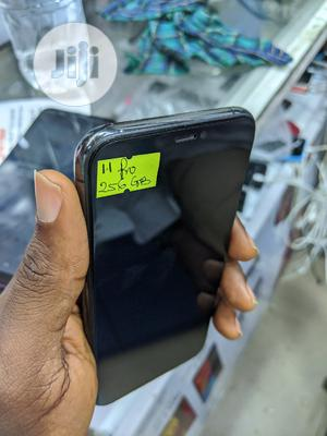 Apple iPhone 11 Pro 256 GB Black   Mobile Phones for sale in Lagos State, Ikeja