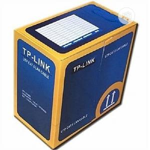 Cat6 Tp-link Outdoor/Indoor Lan Cable - 305m | Networking Products for sale in Lagos State, Ikeja