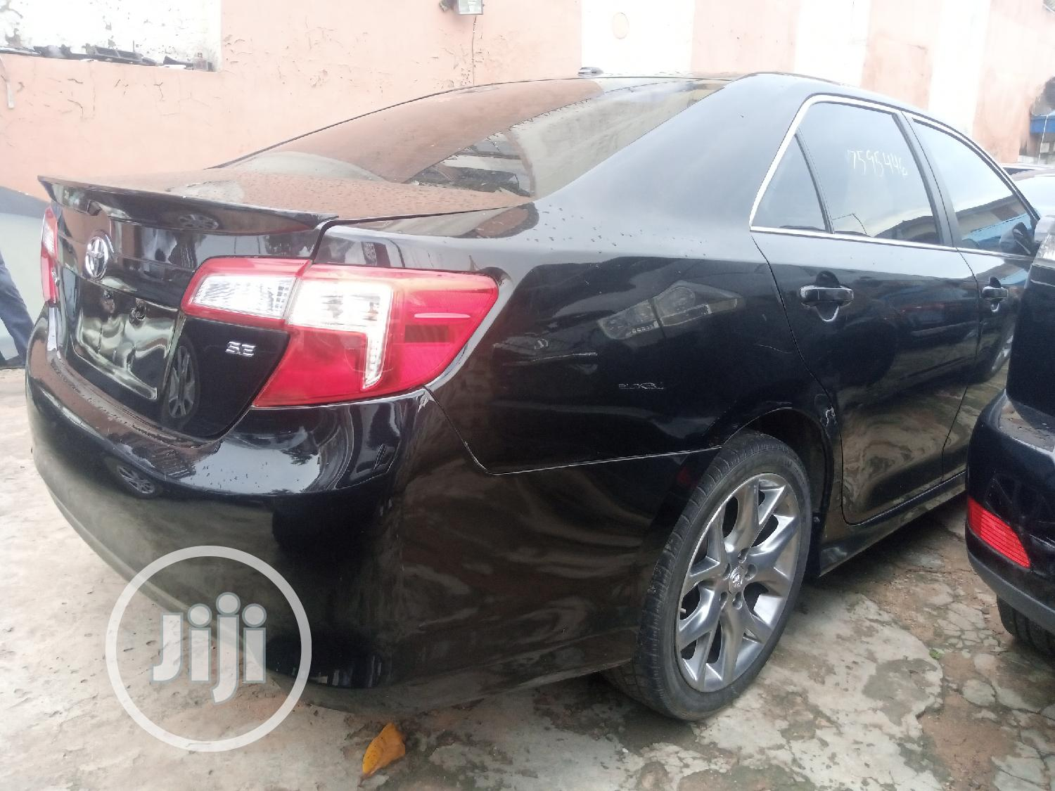 Toyota Camry 2013 Black | Cars for sale in Ojota, Lagos State, Nigeria